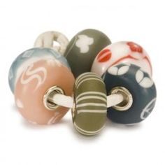 Trollbeads - Kimono collection with matte finish