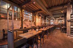 1480 Food Alkmaar http://www.estida.nl/portfolio-posts/1480-food-2/ #design #restaurant #ESTIDA