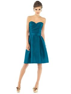 caspian blue bridesmaids