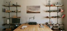 moste - workroom / table