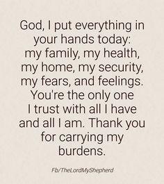 Gratitude every day! Prayer Scriptures, Bible Prayers, Faith Prayer, God Prayer, Prayer Quotes, Power Of Prayer, Faith Quotes, Spiritual Quotes, True Quotes
