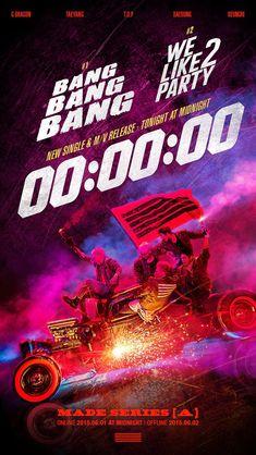 [BIGBANG - MADE SERIES [A] COUNTER] originally posted by http://yg-life.com #BIGBANGMADE #MADESERIESA #BIGBANG