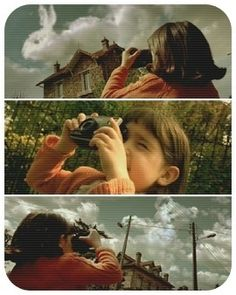 """**Amélie (Le fabuleux destin d'Amélie Poulain) - French - (2001) """"Audrey Tautou, Mathieu Kassovitz, Rufus Director: Jean-Pierre Jeunet - A sweet story of a girl with dreams of love and beauty and a good heart. - REMOVED FROM 2010 EDITION"""