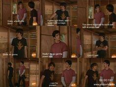 Drake and josh..hahaha