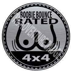 BOOBIE BOUNCE Rated, $20.00