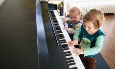 Enstrüman Çalmak Çocukların Beyin Gelişimini Etkiler mi?