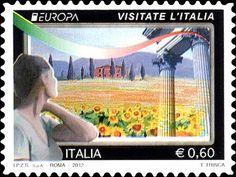 2012 Dettaglio francobollo - catalogo completo dei francobolli italiani