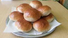Csokis puffancs-2 Hamburger, Bread, Food, Essen, Hamburgers, Breads, Baking, Buns, Yemek