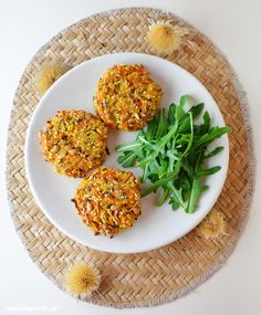 Seed and Millet Veggie Burgers