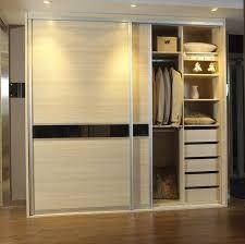 Resultat De Recherche D Images Pour تفصيل دولاب ملابس بالصور Small Bedroom Wardrobe Wooden Wardrobe Design Sliding Wardrobe Designs