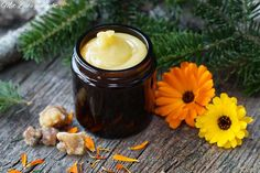 duftende Pechsalbe - ein Stück Wald Anne Fleck, Herbal Essences, Candle Jars, Herbalism, Diy And Crafts, Ethnic Recipes, Food, Beauty, Health And Fitness