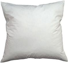 Luxury 30 Pillow Insert Extra Soft Poly Filling for Euro Sham Single ** Check out this great product.