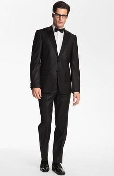 Versace City Fit Tuxedo (Online Only) - #ad