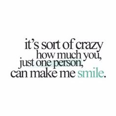 Smile Quotes for Him