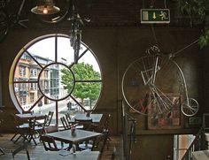 Mud Dock Cafe and bike shop, Bristol                                                                                                                                                                                 More