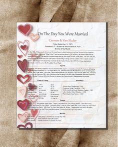 Unique 9th Wedding Anniversary Gifts : ideas about 9th Wedding Anniversary on Pinterest Wedding Anniversary ...