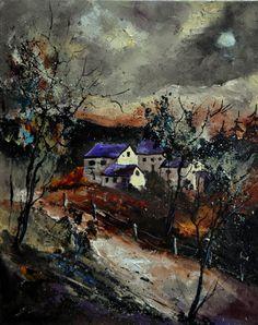 Сезон ведьмы, Пол Ledent