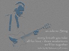 haiku by M. Nakazato LaFreniere, #haiku, #senryu, haiku, senryu, poetry, poem, Sting, postaday, daily post,  http://cactushaiku.com/daily-haiku-senryu-sting/