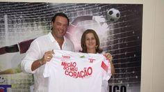 Camiseta Olé Solidário (ABC e América) por R$29,90 cada + Frete. Faça sua encomenda pelo telefone/whatsapp (84) 988058496