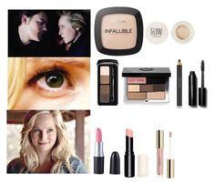 """Caroline Forbes Inspired Make-Up - tvd / The Vampire Diaries"" by shadyannon ❤ liked on Polyvore featuring L'Oréal Paris, Topshop, Estée Lauder and Bobbi Brown Cosmetics"