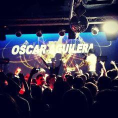 Grande Oscar Aguilera !!!
