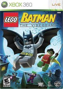 Lego Batman Xbox 360 Game Microsoft Brand NEW Sealed   eBay