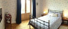 Le Couloume balcony room