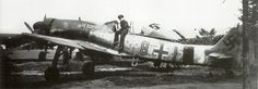 Focke Wulf Fw 190D9 11.JG26 (Y8+I) WNr 600175 Celle Wietzenbruch 1945