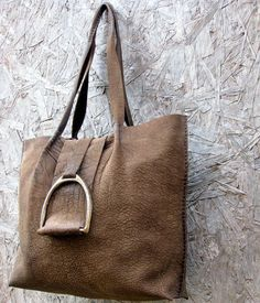 Brown Leather Handbags Styles 2015