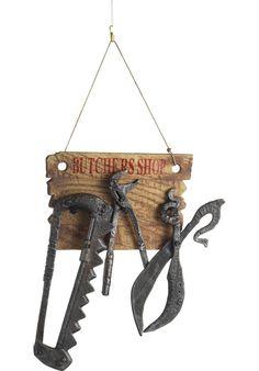 Butchers Horrific Tool Kit - Halloween Decorations at Escapade UK - Escapade Fancy Dress on Twitter: @Escapade_UK