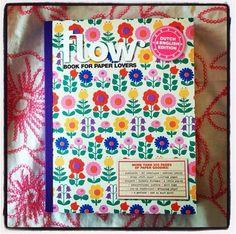 die letzten  FLOW BOOK für Paper lovers!!lieferbar von DUNKELROT-VINTAGE auf DaWanda.com