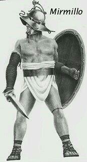 - Gladiador Murmillo , mirmillo , mirmillon ./tcc/