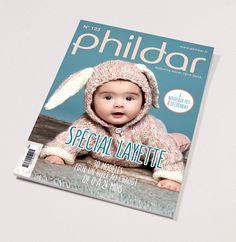 Catalogue Layette N°123 - Layette - Phildar