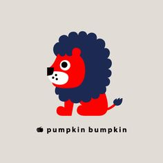 Pumpkin Bumpkin Square Drawing, Lion Illustration, Zoos, Game Design, Painting & Drawing, Character Design, Pumpkin, Pottery, King