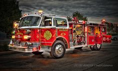FIRE TRUCK HDR by eclipse_supremo, via Flickr