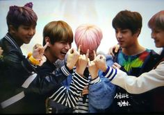 Poor Jimin hihi But don't worry you r not the only one who has the smaller finger in the group;-;