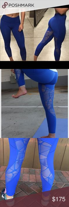 Goal Crusher Blue New New with tags lululemon athletica Pants Ankle & Cropped