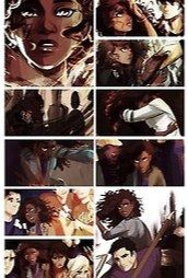 Hazel Levesque.....that girl is AWESOME.
