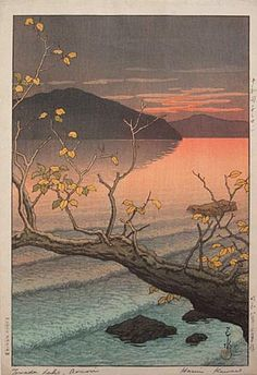 View and purchase art by Kawase Hasui and other Japanese artists. Extensive online gallery includes hundreds of fine prints. Japanese etchings, wood block, silkscreen, stencil from famous artists. Japanese Artwork, Japanese Painting, Japanese Prints, Chinese Painting, Art Occidental, Japanese Woodcut, Art Chinois, Art Asiatique, Japan Art