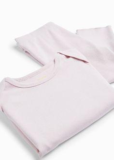 Pijama algodón orgánico -  Niños | MANGO