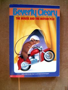 The Mouse and the Motorcycle: Beverly Cleary: 9780590687331