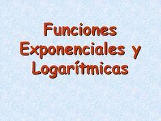 Funcion exponencial y Funcion logaritmica - YouTube