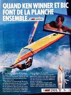 BIC 210S sailboard 1984