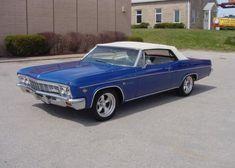 1966 Impala SS for Sale | 1966 Chevrolet Impala Convertible for Sale in Grand Rapids, Michigan ...