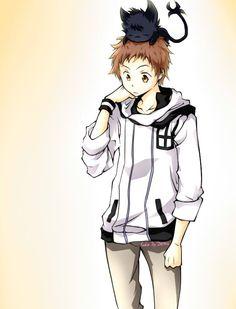 "damucochan: "" Servamp Manga 46 """
