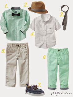 Baby Shopaholic: Easter Outfits for Boys + Girls dd 15 Toddler Boy Fashion, Little Boy Fashion, Toddler Outfits, Baby Boy Outfits, Kids Fashion, Baby Boys, Toddler Boys, Outfits Niños, Kids Outfits
