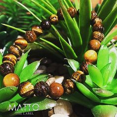 Tiger Eye Beaded Bracelets now in stock | Simple | Elegant | Devine - Follow us on facebook & Instagram #mattothelabel #lifestyle #design #chakra #handmadejewelry #launch #bangle #necklace #banglestacks #leather #luxuryaccessories #mensfashion #style #men #unisexfashion #menformalstyle @mattothelabel