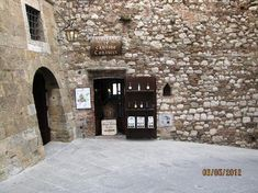 Contucci Winery (Montepulciano, Italy)