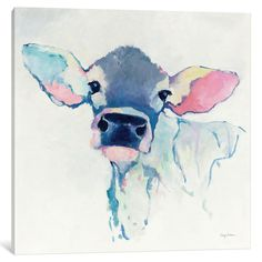 iCanvas Bessie by Avery Tillmon Canvas Print