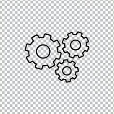 Icon for Gear-Wheel, Device, Machine, Repair and Motor. Gear Wheels, Design Bundles, Icon Design, Instagram Story, Gears, Highlights, Animation, Design Patterns, Gear Train